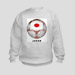 Japan soccer Kids Sweatshirt