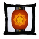 Ryoma chochin3 Throw Pillow