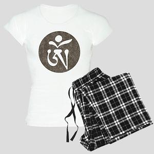 Tibetan Om Women's Light Pajamas