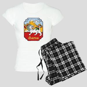 Snow Lion + Dharma Women's Light Pajamas
