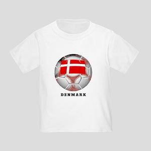 Denmark soccer Toddler T-Shirt