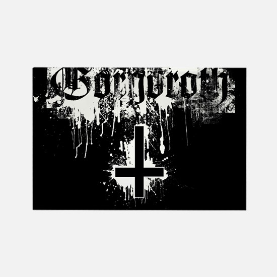 Gorgoroth Rectangle Magnet