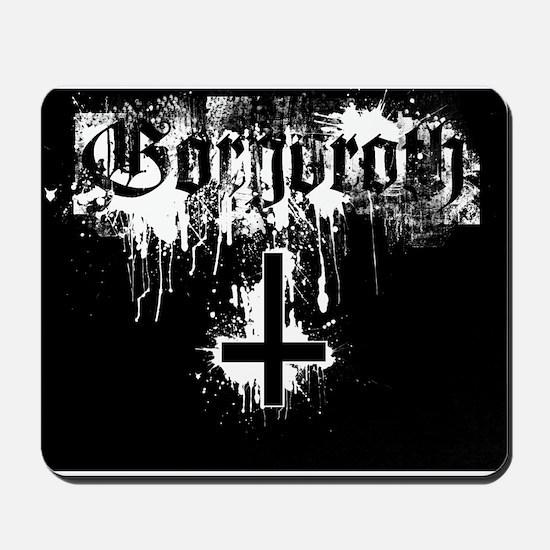 Gorgoroth Mousepad