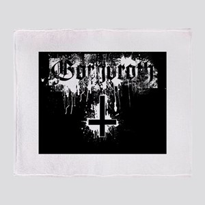Gorgoroth Throw Blanket