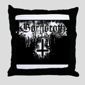 Gorgoroth Throw Pillow