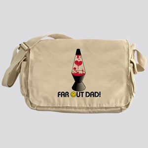 Far out Dad Messenger Bag