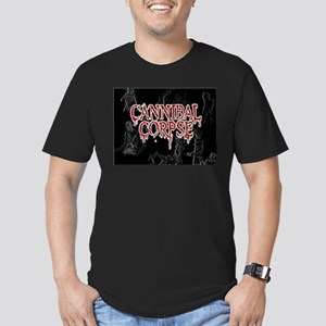 Cannibal Corpse Men's Fitted T-Shirt (dark)