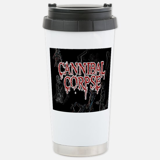Cannibal Corpse Stainless Steel Travel Mug