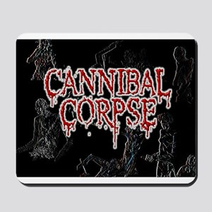 Cannibal Corpse Mousepad