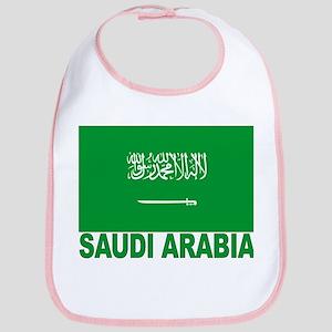 Saudi Arabia Flag Bib