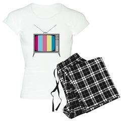 Retro TV Pajamas
