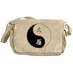 Taiji Messenger Bag