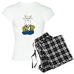 Kimono Cow Women's Light Pajamas