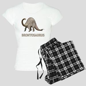 Brontosaurus Women's Light Pajamas