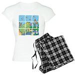 Frog Women's Light Pajamas