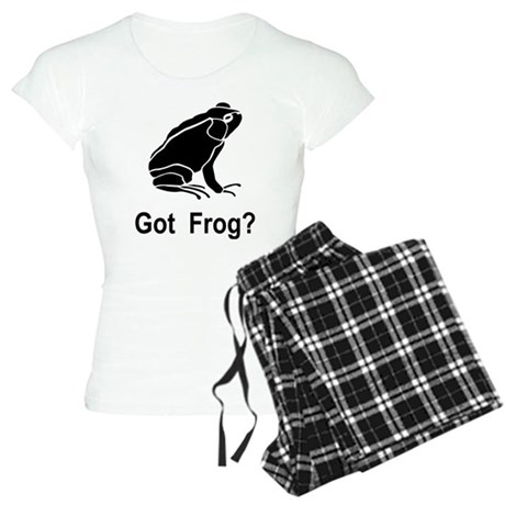 Got Frog Women's Light Pajamas
