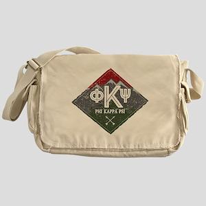Phi Kappa Psi Fraternity Messenger Bag