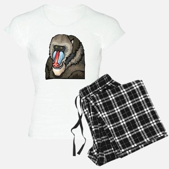 Baboon Pajamas