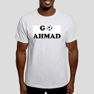 GO AHMAD Ash Grey T-Shirt