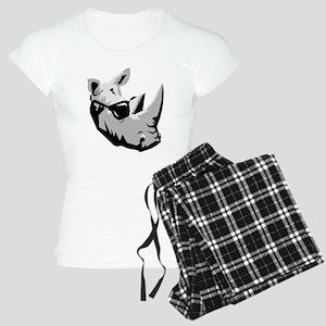 Cool Rhinoceros Women's Light Pajamas