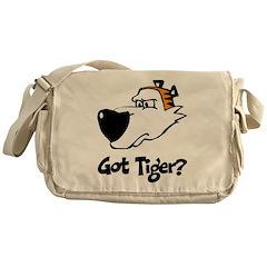 Got Tiger? Messenger Bag