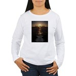 Our Father Prayer Women's Long Sleeve T-Shirt