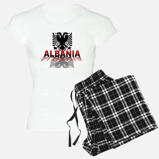 3D Albania Pajamas