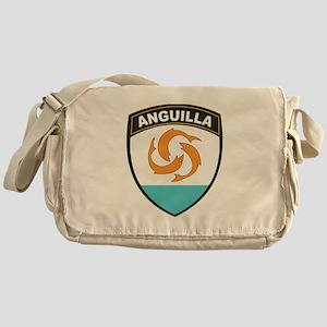 Anguilla Messenger Bag