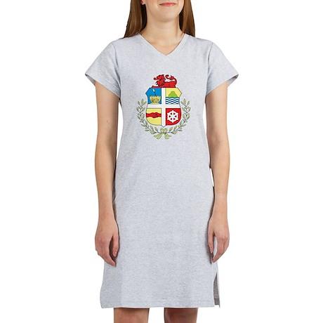 Aruba Coat Of Arms Women's Nightshirt