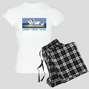 Sydney Opera House Women's Light Pajamas