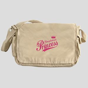 Bangladeshi Princess Messenger Bag