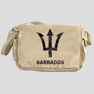 Vintage Barbados Messenger Bag