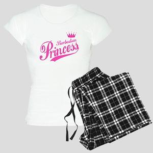 Barbadian Princess Women's Light Pajamas