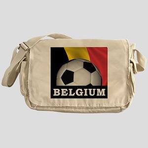 World Cup Belgium Messenger Bag