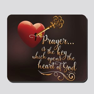 Heart of God Mousepad