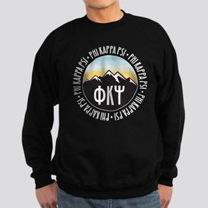 Phi Kappa Psi Fraternity Greek Sweatshirt (dark)