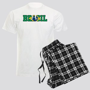 Brasil Men's Light Pajamas