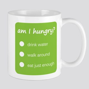 HUNGER CHECK > mug