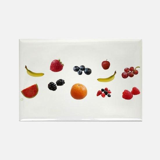 EAT FRUIT > magnet