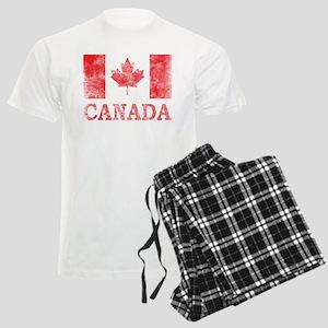 Vintage Canada Men's Light Pajamas