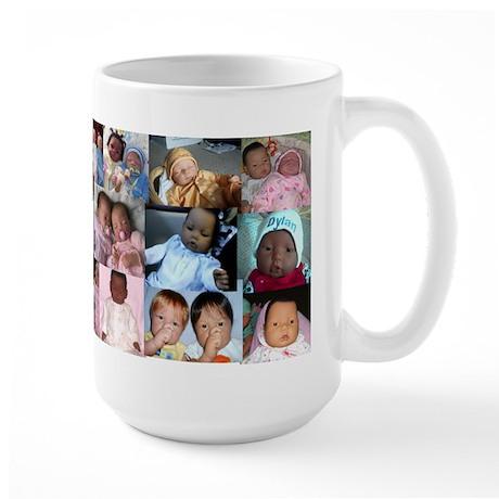 Large Babies Mug