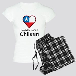 Happily Married Chilean Women's Light Pajamas
