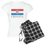Vintage Croatia Women's Light Pajamas