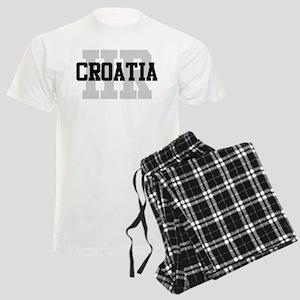 HR Croatia Men's Light Pajamas