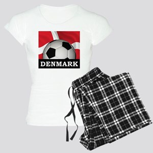 Denmark Football Women's Light Pajamas