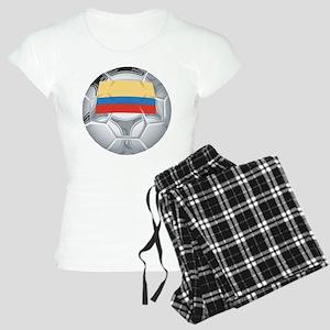 Ecuador Soccer Women's Light Pajamas