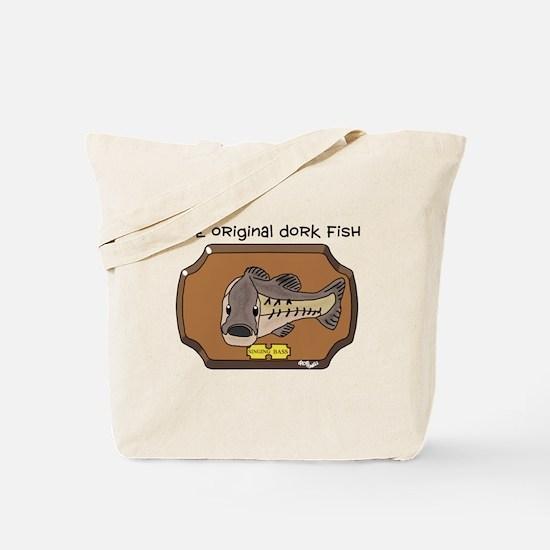 Dork Fish Tote Bag