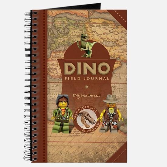 Vintage Dino Field Journal