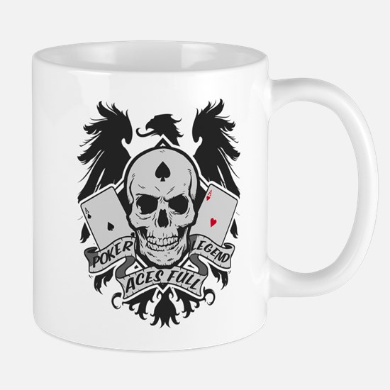 Poker Legend Mug