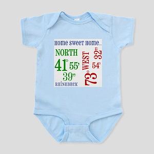rhinebeck coordinates Infant Bodysuit